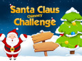 Spill Santa Chimney Challenge