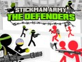 Spill Stickman Army: The Defenders