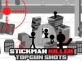 Spill Stickman Killer Top Gun Shots