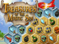 Spill Treasures of the Mystic Sea